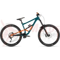 Bicicleta Cube Hanzz 190 Race 27.5 Pinetree/Orange 2019