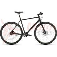 Bicicleta Cube Hyde Race Black/Green 2019