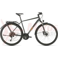 Bicicleta Cube Kathmandu EXC Grey/Orange 2020