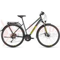 Bicicleta Cube Kathmandu EXC Trapeze Iridium/Green 2019