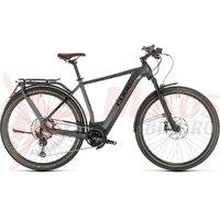 Bicicleta Cube Kathmandu Hybrid 45 625 iridium/red 2020