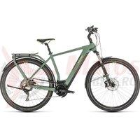 Bicicleta Cube Kathmandu Hybrid EXC 500 green/green 2020