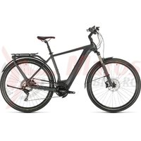 Bicicleta Cube Kathmandu Hybrid EXC 625 iridium/red 2020