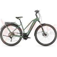 Bicicleta Cube Kathmandu Hybrid EXC 625 Trapeze green/green 2020