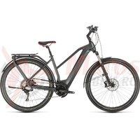 Bicicleta Cube Kathmandu Hybrid EXC 625 Trapeze iridium/red 2020