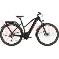 Bicicleta Cube Kathmandu Hybrid One 625 Trapeze black/grey 2020