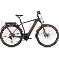 Bicicleta Cube Kathmandu Hybrid Pro 500 grey/orange 2020