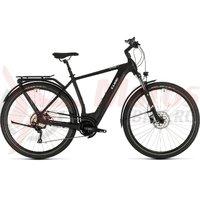Bicicleta Cube Kathmandu Hybrid Pro 625 black/white 2020