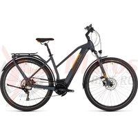 Bicicleta Cube Kathmandu Hybrid Pro 625 Trapeze grey/orange 2020