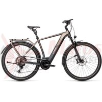 Bicicleta Cube Kathmandu Hybrid SLT 625 Teak/Iridium 2021