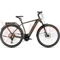Bicicleta Cube Kathmandu Hybrid SLT 625 teak/silver 2020