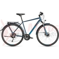 Bicicleta Cube Kathmandu Pro Blue/Blue 2019