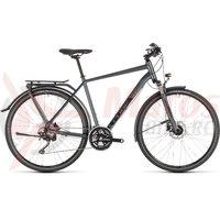 Bicicleta Cube Kathmandu Pro Iridium/Black 2019
