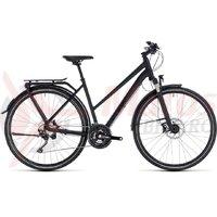 Bicicleta Cube Kathmandu SL Trapeze black edition 2018