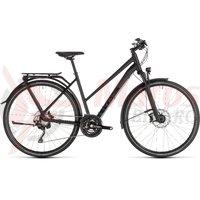 Bicicleta Cube Kathmandu SL Trapeze Black Edition 2019