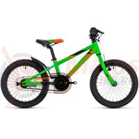 Bicicleta Cube Kid 160 flashgreen/orange 2018