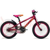 Bicicleta Cube Kid 160 mov/roz 2017