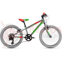 Bicicleta Cube Kid 200 grey/green 2018