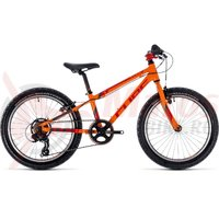 Bicicleta Cube Kid 200 orange/red 2018