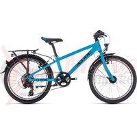 Bicicleta Cube Kid 200 Street boy blue/black 2018