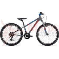 Bicicleta Cube Kid 240 Actionteam Grey 2019