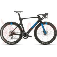 Bicicleta Cube Litening C:68X SLT carbon/blue 2020