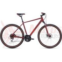 Bicicleta Cube Nature Darkred Red 2022