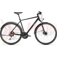 Bicicleta Cube Nature EXC Allroad Black/Grey 2019