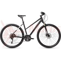 Bicicleta Cube Nature EXC Allroad Trapeze Black/Grey 2021