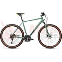 Bicicleta Cube Nature EXC Allroad Green/Bluegreen 2021