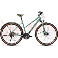 Bicicleta Cube Nature EXC Allroad Trapeze Green/Bluegreen 2021