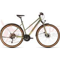 Bicicleta Cube Nature EXC Allroad Trapeze Green/Orange 2020