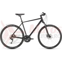 Bicicleta Cube Nature Exc Black/Grey 2019
