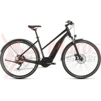 Bicicleta Cube Nature Hybrid EXC 500 Allroad Trapeze black/red 2020