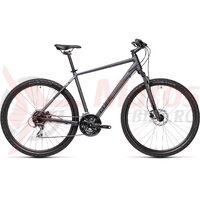 Bicicleta Cube Nature Iridium/Black 28