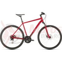 Bicicleta Cube Nature Red/Grey 2020