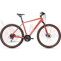 Bicicleta Cube Nature Red/Grey 28' 2021