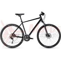 Bicicleta Cube Nature SL black/grey 2018
