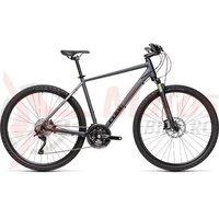 Bicicleta Cube Nature SL Iridium/Teak 2021