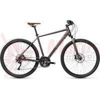 Bicicleta Cube Nature SL Teak/Orange 2021