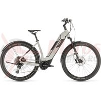 Bicicleta Cube Nuride Hybrid EXC 500 Allroad Easy Entry grey/black 2020