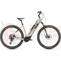 Bicicleta Cube Nuride Hybrid EXC 500 Easy Entry grey/black 2020