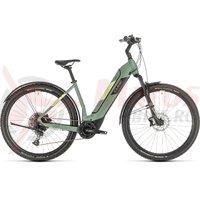 Bicicleta Cube Nuride Hybrid EXC 625 Allroad Easy Entry green/sharpgreen 2020