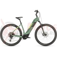 Bicicleta Cube Nuride Hybrid EXC 625 Easy Entry green/sharpgreen 2020