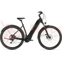Bicicleta Cube Nuride Hybrid Pro 625 Allroad Easy Entry black/grey 2020