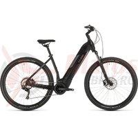 Bicicleta Cube Nuride Hybrid Pro 625 Easy Entry black/grey 2020