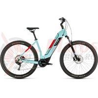 Bicicleta Cube Nuride Hybrid Pro 625 Easy Entry glacierblue/red 2020