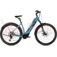 Bicicleta Cube Nuride Hybrid SL 625 Allroad Easy Entry blue/blue 2020