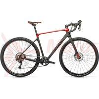 Bicicleta Cube Nuroad C:62 Pro Carbon/Red 2021