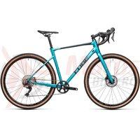 Bicicleta Cube Nuroad EX Flashpetrol/Black 2021